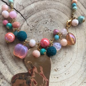 Collar-turquesa-rosa-coral