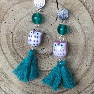 Pendientes-artesanales-turquesa